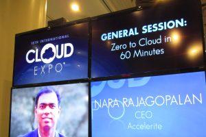 Cloud Expo 2016