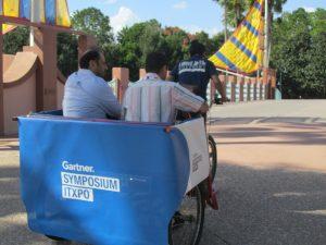 Rickshaw at Gartner Symposium 2016