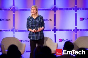 Franziska Roesner, University of Washington, EmTech, AR, security