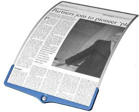 electronic newspaper