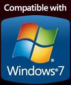 The Windows 7 compatibility logo