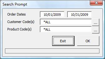 frmPrompt Dates and IDs