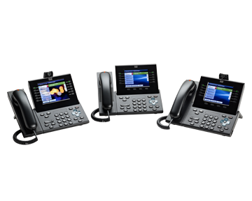 Cisco 9900 Series Phones