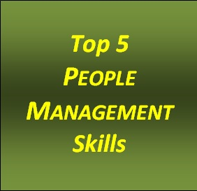 Top 5 People Mgmt Skills