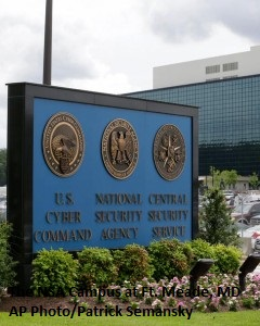The NSA Campus at Ft. Meade MD_credit