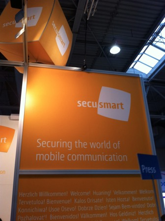 Secursmart lets you encrypt cell phone calls and hide the contents from prying ears.