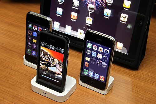 iPhone has been tremendously successful, perhaps a little too successful from network provider's perspective.