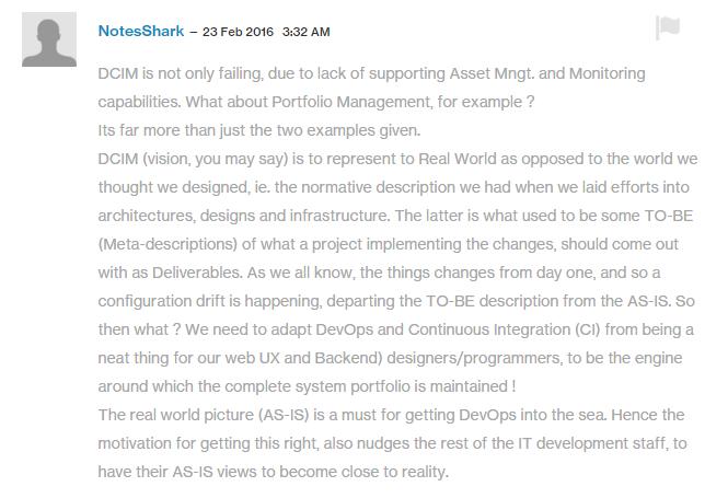 TechTarget, Robert Gates, DCIM tools, DCIM, continuous integration, DevOps, system portfolio, asset management, portfolio management