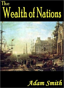 Book - The Wealth Of Nations