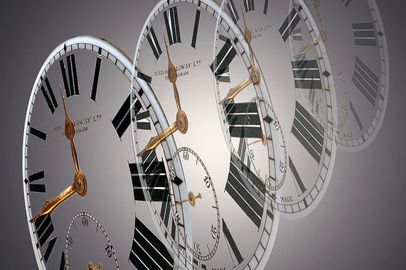 """""""Time Flies"""" by Alan Cleaver"""