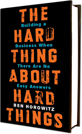 The Hard Thing About Hard...</p> 			<span class=