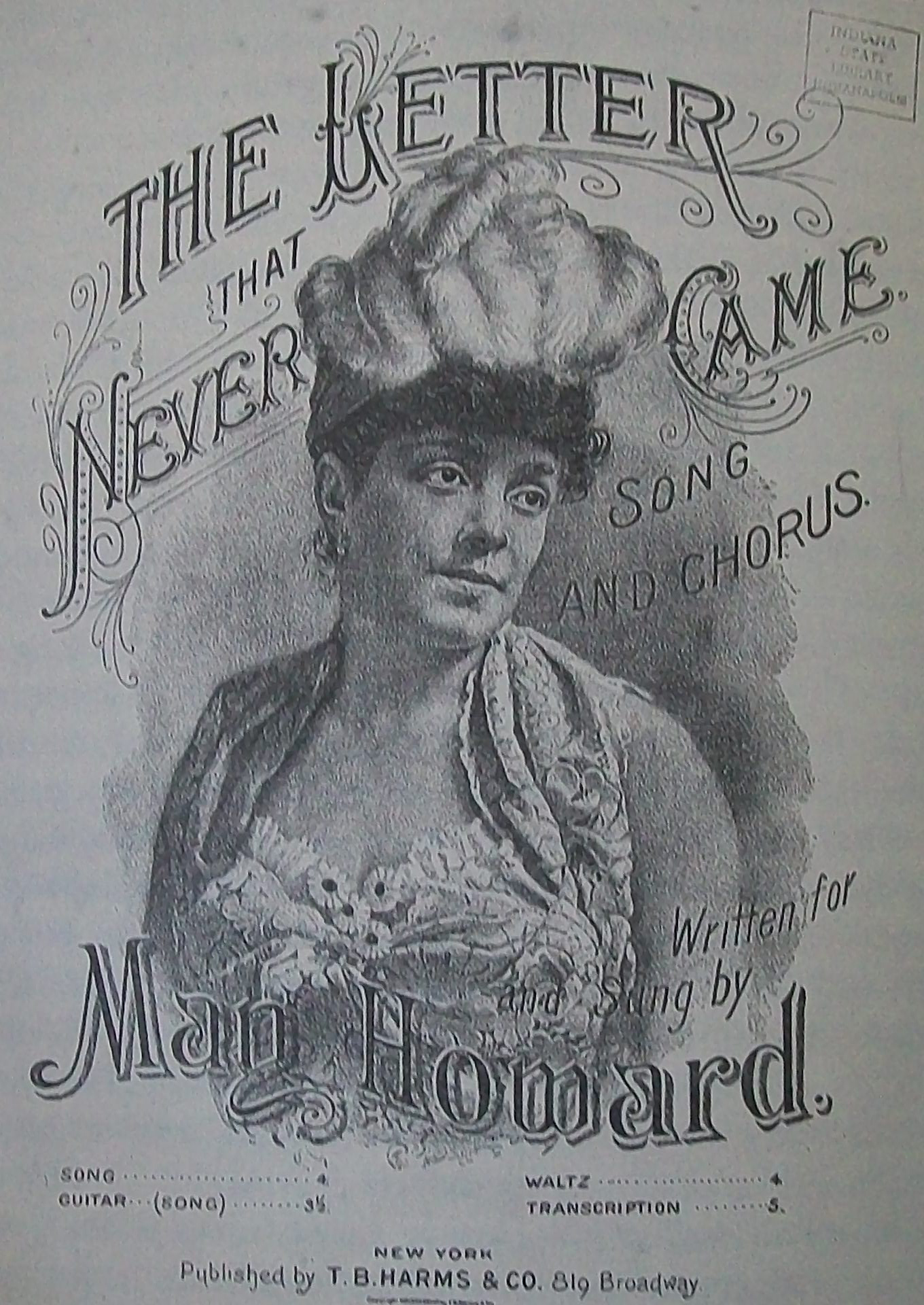 The_Letter_That_Never_Came,_1891_Sheet_music_cover