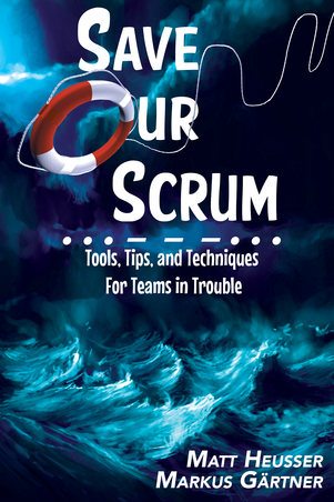 Save Our Scrum Cover