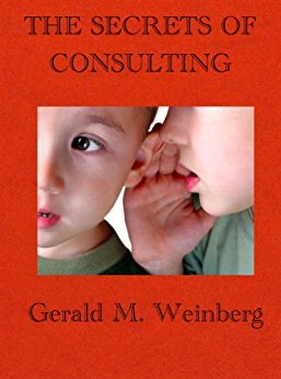 Avoid fail as a consultant: Read Secrets of Consulting
