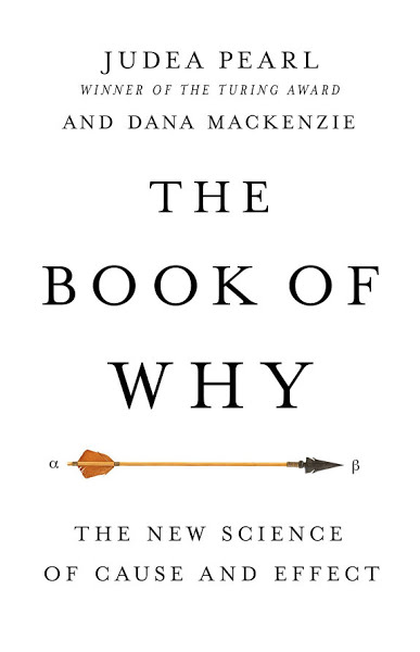 Book Of Why: Machine Learning