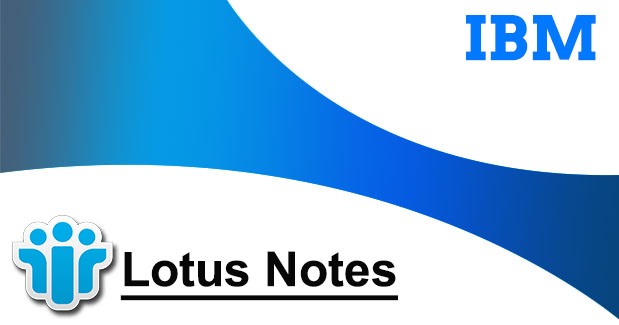 IBM Notes Logo