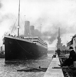 Secure CryptoCurrency Is Like The Titanic