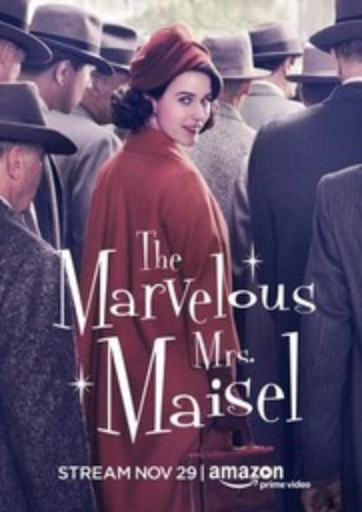 Mrs Maisel is a new digital age product
