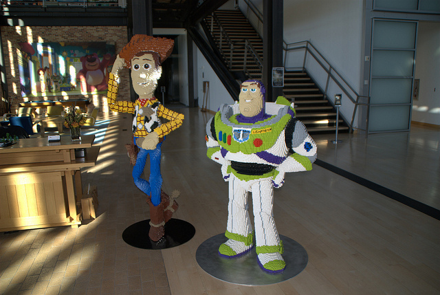 Toy Story: From Analogy to Digital