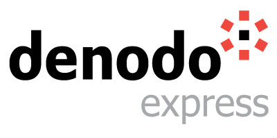 Denodo Express logo
