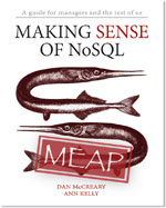 Making Sense of NoSQL cover