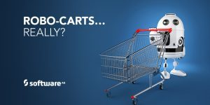 Robo-carts, IoT, inventory management