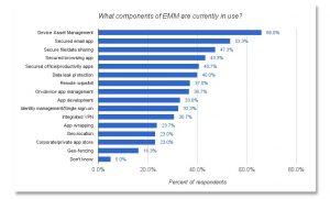 IoT EMM enterprise mobility