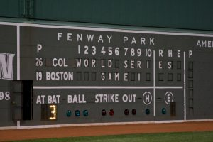 IT/OT Fenway Park