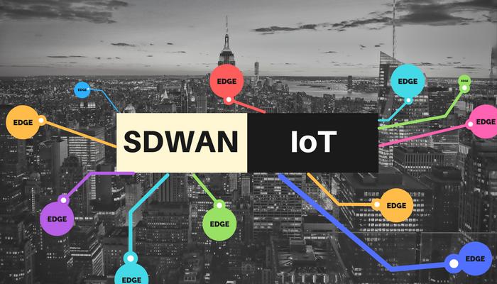 IoT, SD-WAN