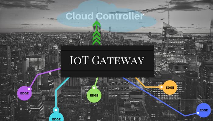 SD-WAN, IoT, IoT gateway