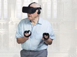 Sir David Attenborough in Virtual Reality