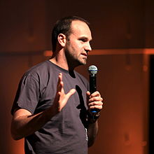 Canonical founder Mark Shuttleworth, he got juju eyeballs from