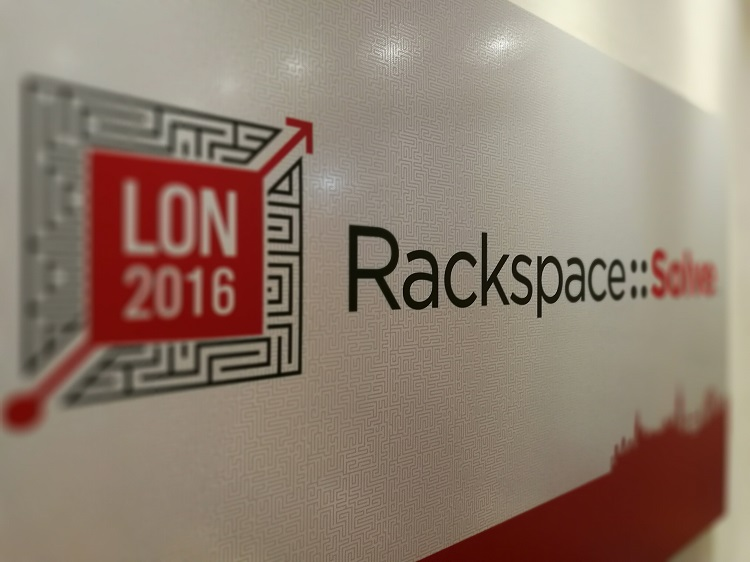 Rackspace::Solve London 2016... the scope resolution operator shows we're serious about developers