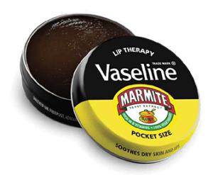 Marmite, so good it now comes in lipsalve form
