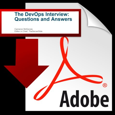 DevOps interview questions and answers PDF for experienced