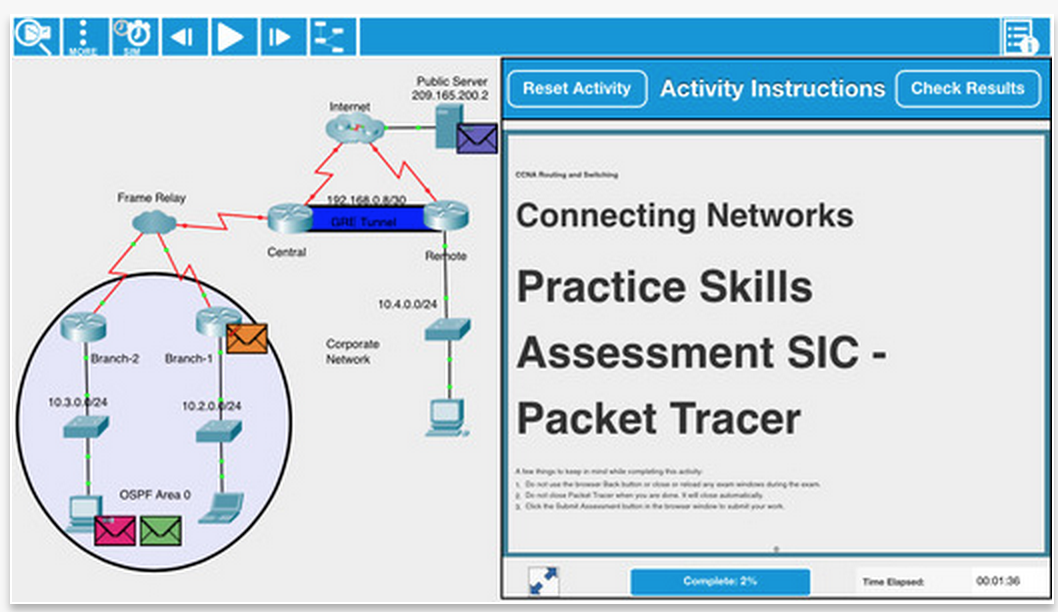 Cisco releases Cisco Packet Tracer for an iPhone and iPad - Network