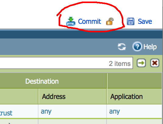 What is the difference between Candidate configuration & Running