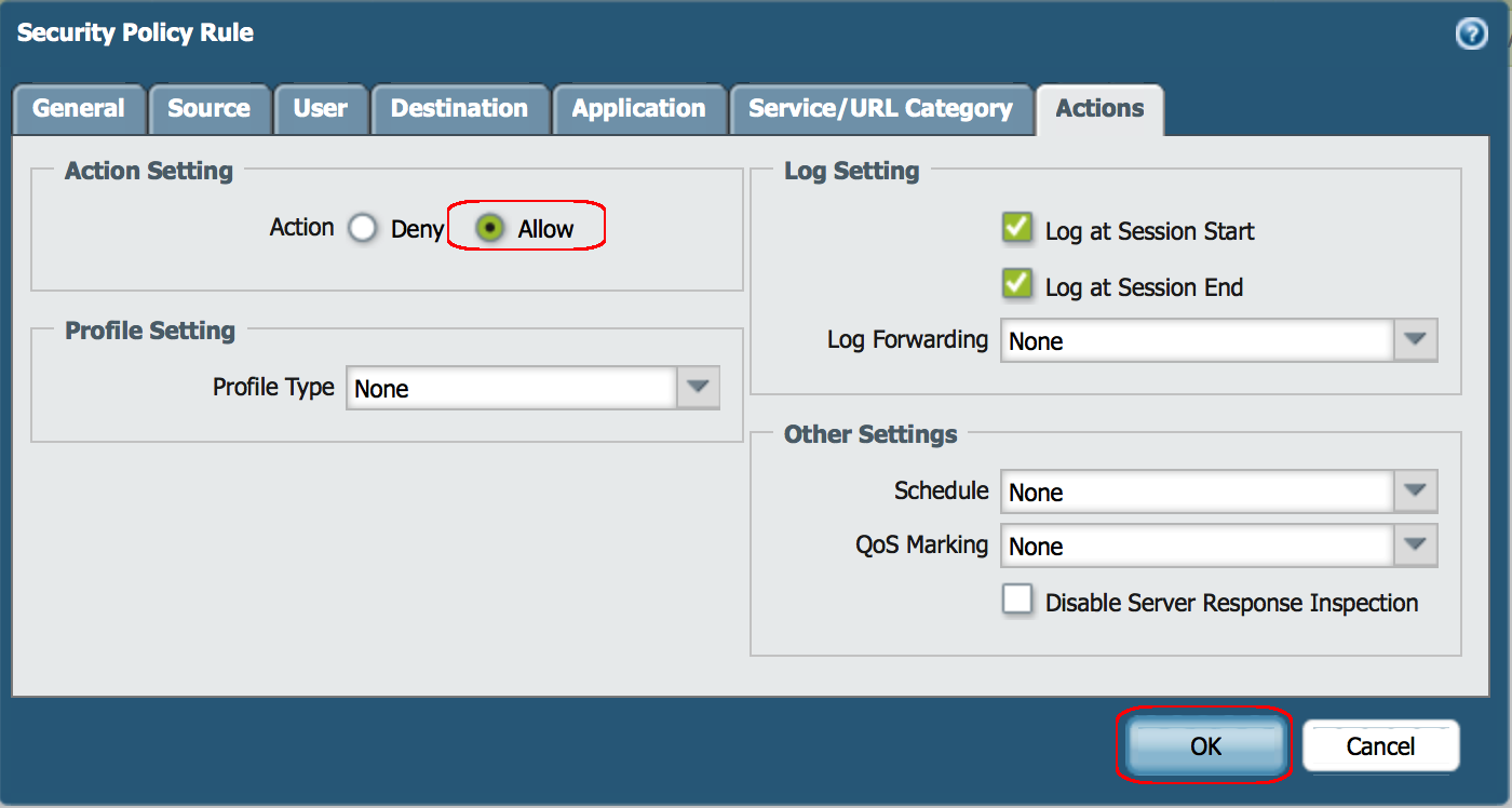 How to configure Palo Alto Firewall in TAP Mode - Network