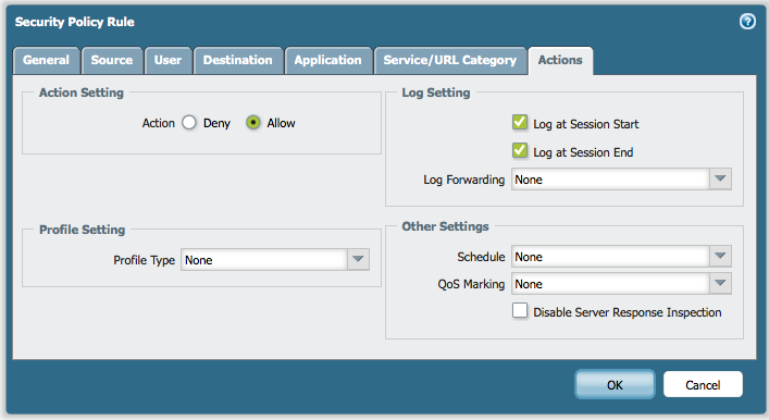 How to configure Palo Alto Firewall in Virtual Wire mode