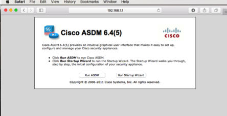 How to restore Cisco ASA Firewall to factory default