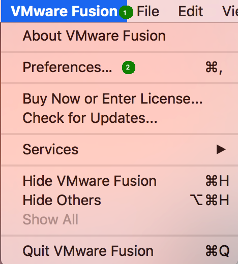 How to setup a F5 BIG-IP LTM Virtual lab on VMware Fusion? - Network