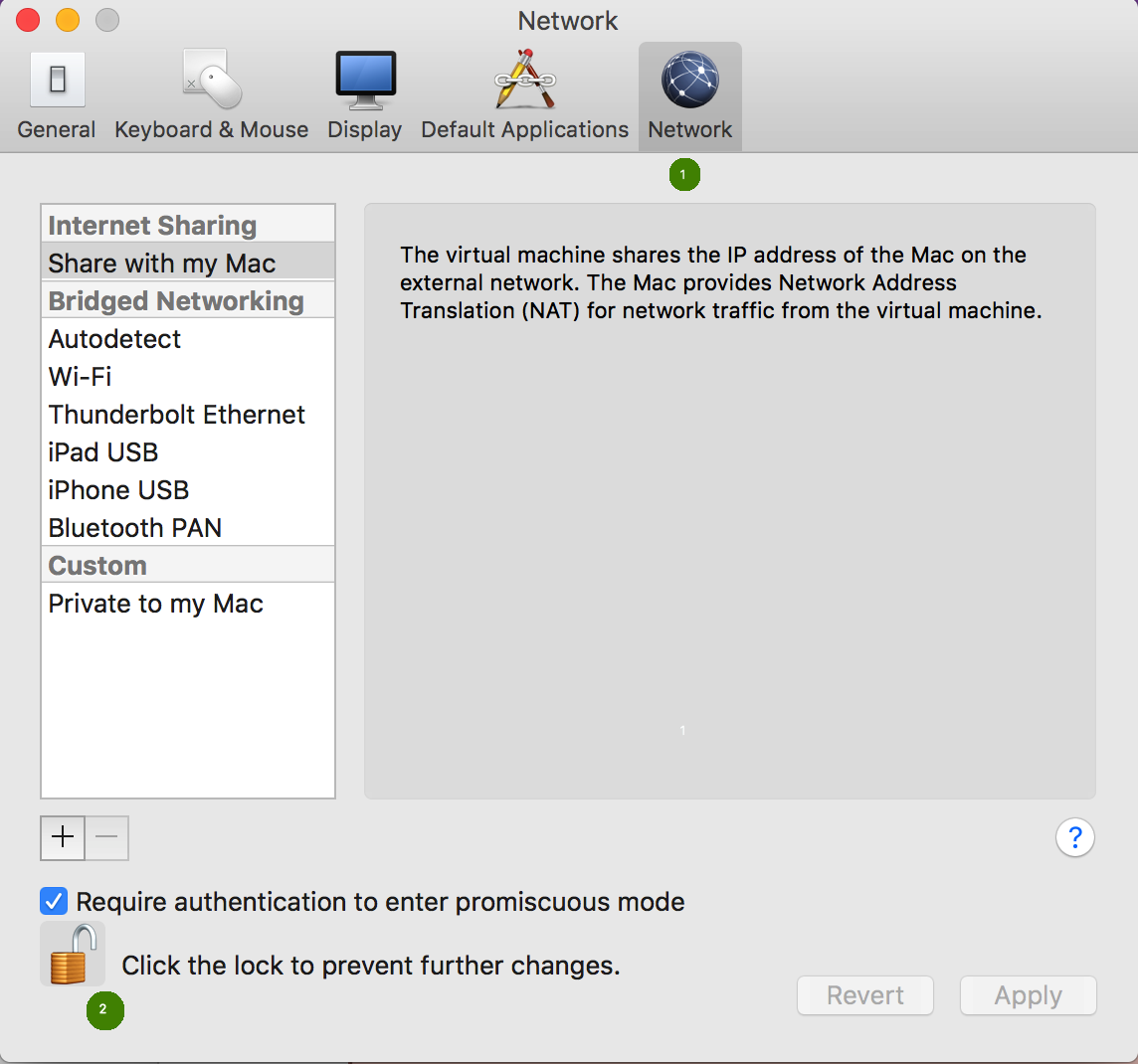 How to setup a F5 BIG-IP LTM Virtual lab on VMware Fusion