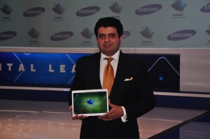 Mr. Tarun Malik, Director, Media Solutions Center – South West Asia, Samsung Electronics