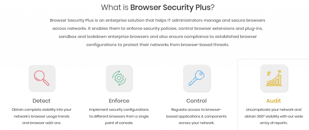 Browser Security Plus