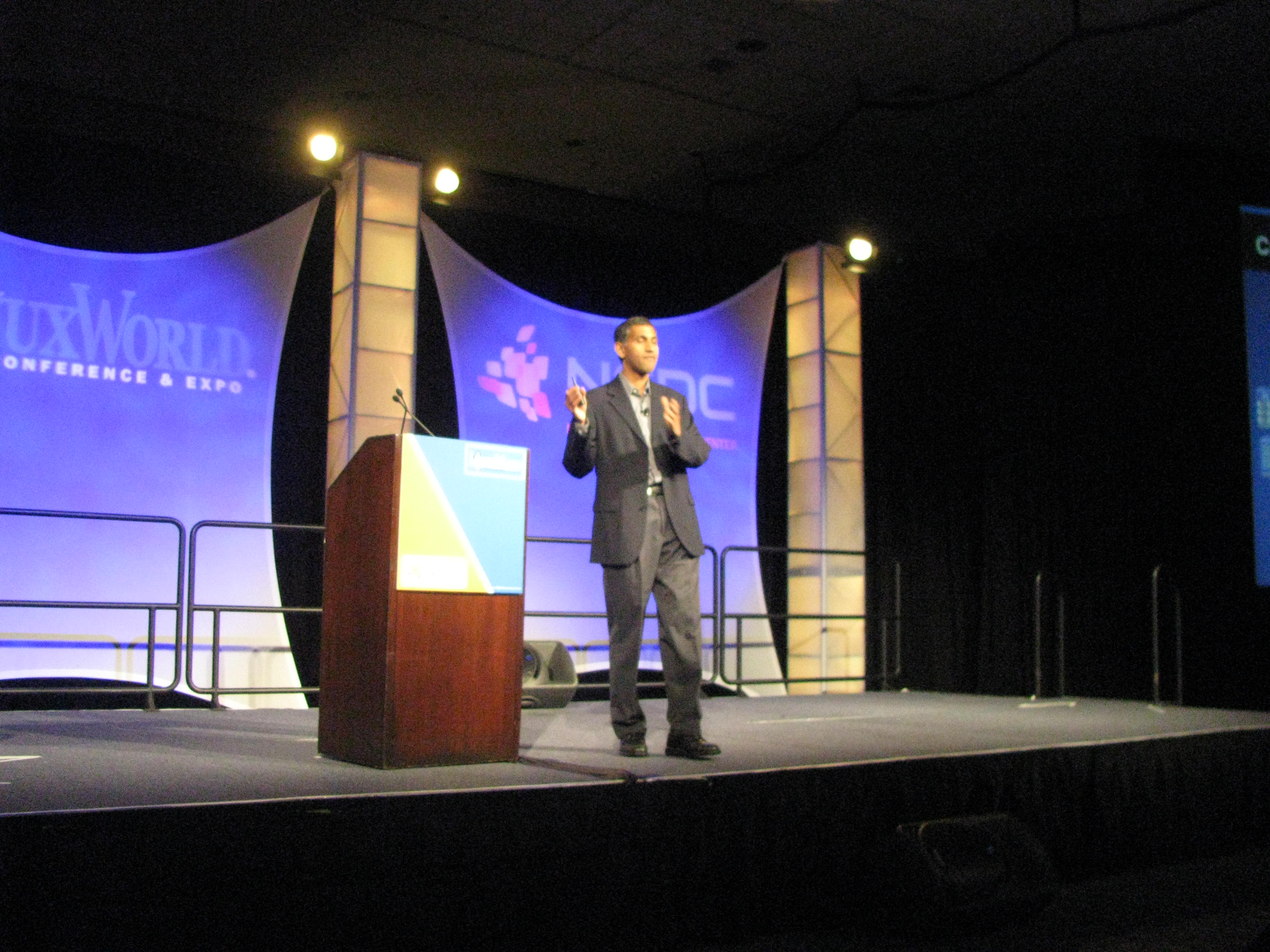 Rajiv Ramaswami, the vice president and general manager of Cisco Systems