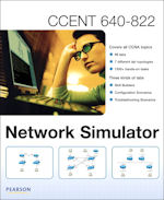 Network simulator for CCENT exam