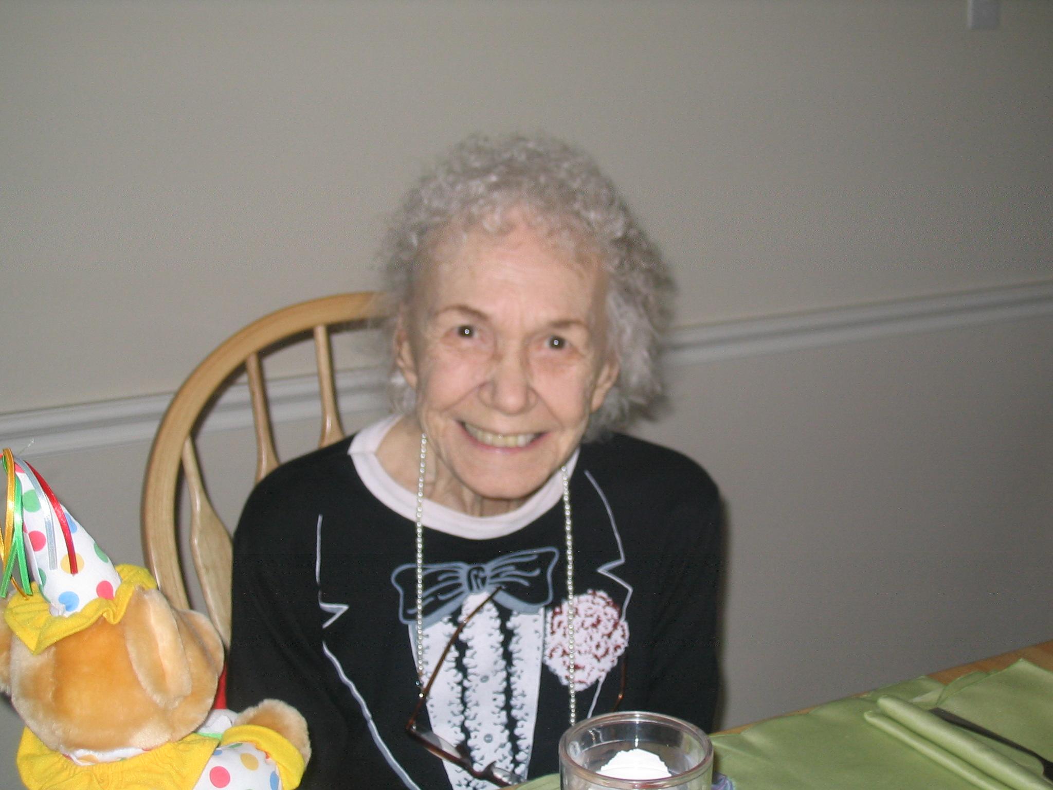 Cecilia K Tittel, 1919-2009