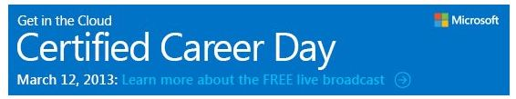 MS Offers Live Online Cloud Career Training and Counseling