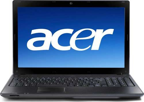 The Acer 5552 is a modest but capable budget notebook PC