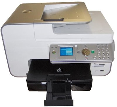 My Dell AIO 968 is a workable printer, copier and fax machine